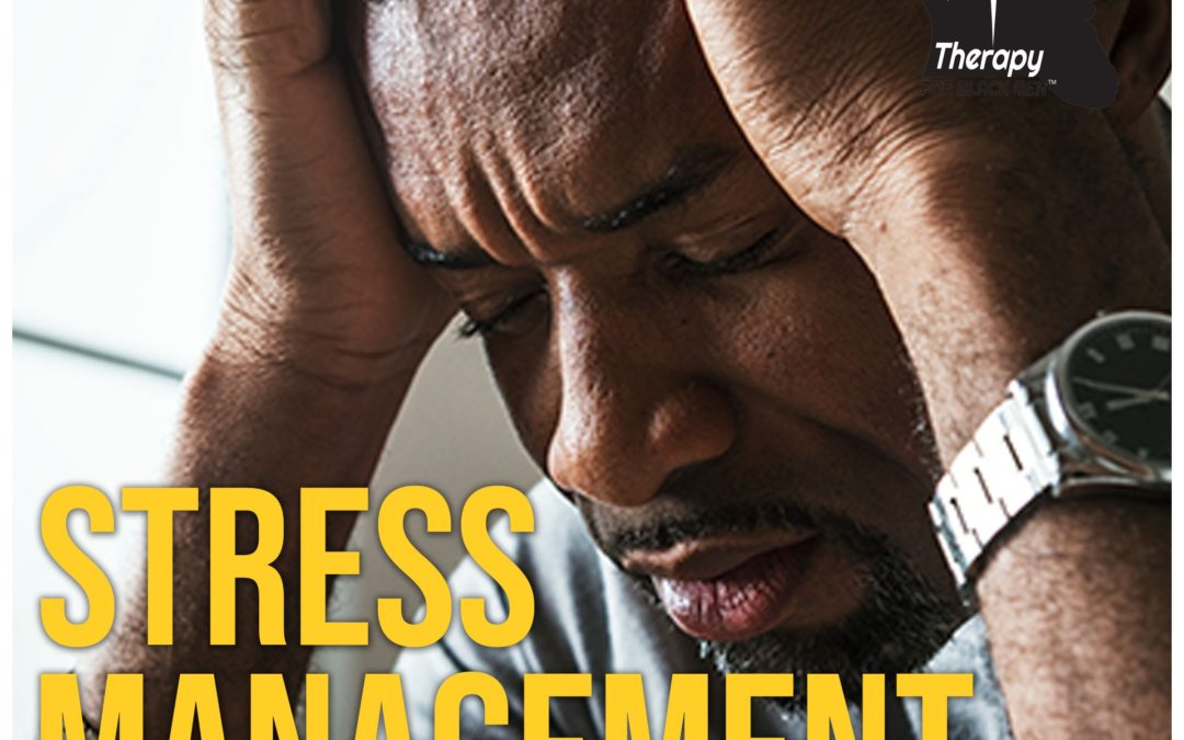 Stress Management for Black Men in the Workplace