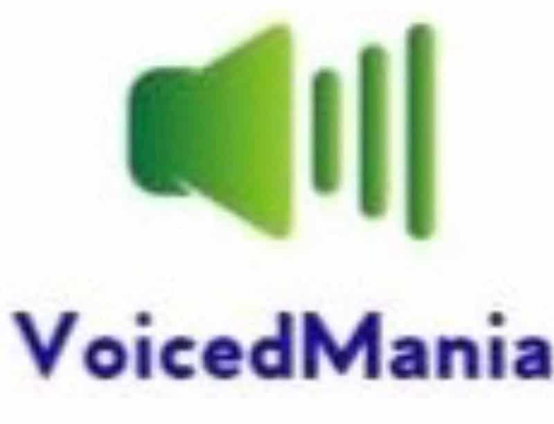 VoicedMania Logo