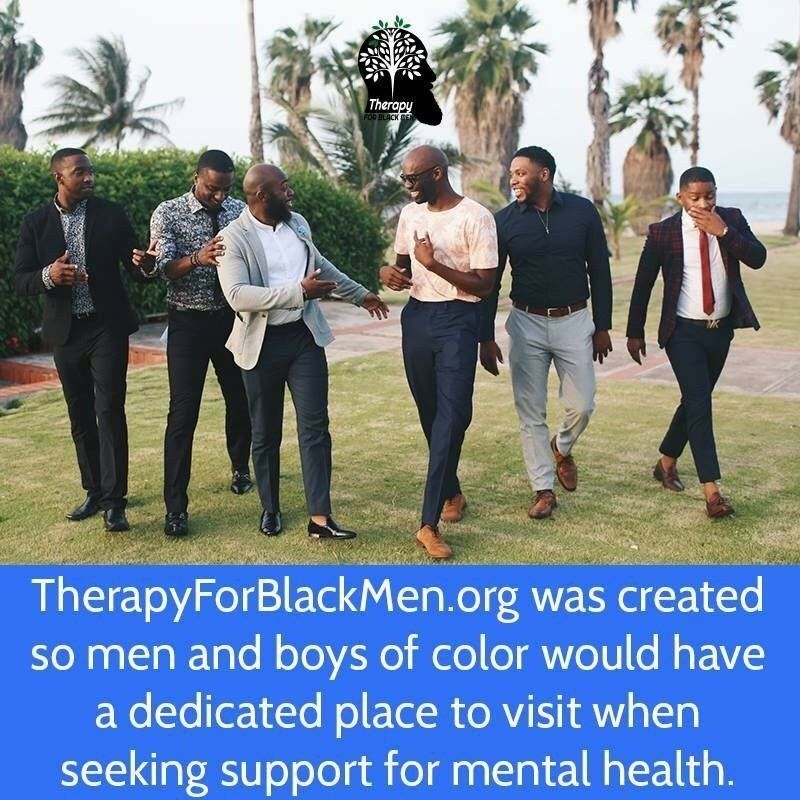 Black Men and Mental Health