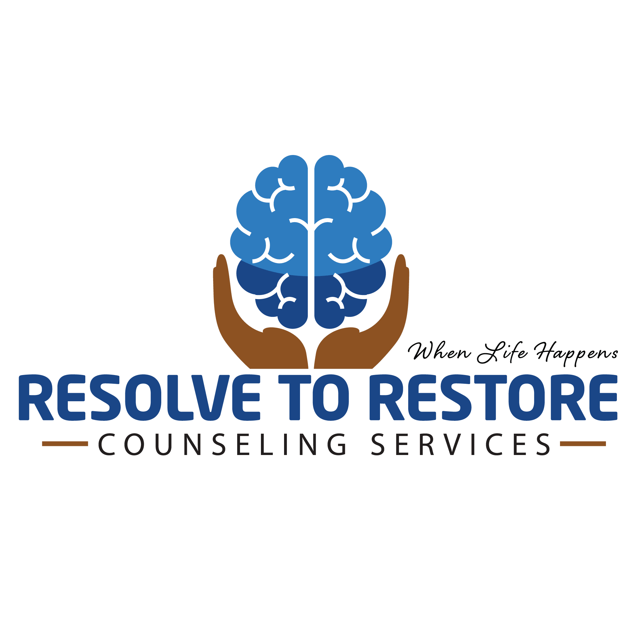 Resolve to Restore Counseling Services Logo