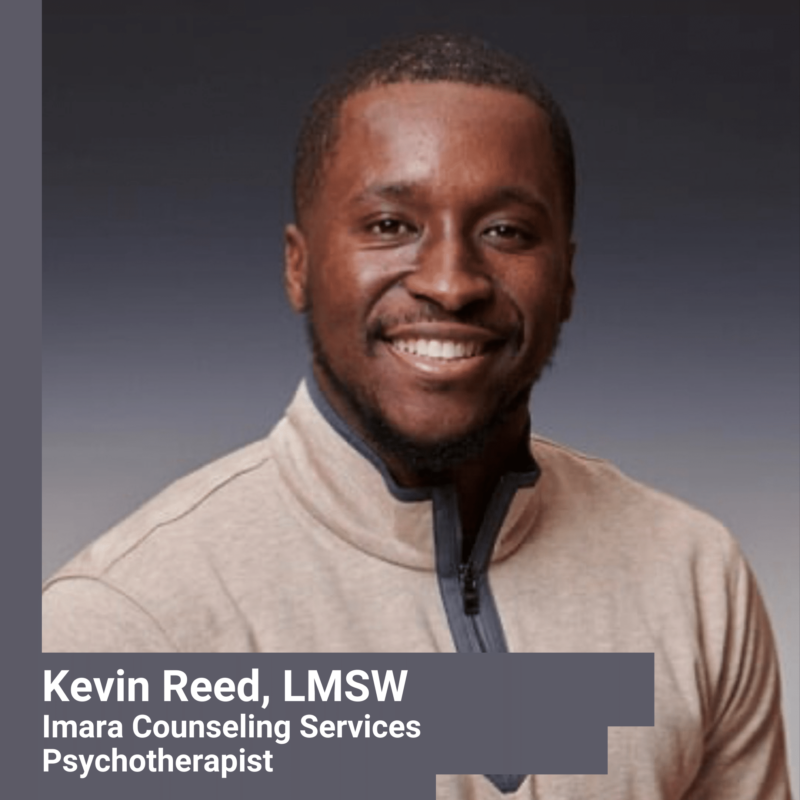 Kevin Reed, Psychotherapist