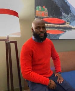Oluwatosin Akindele, Social Worker