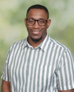 Derrick Byrd II, Clinical Social Worker